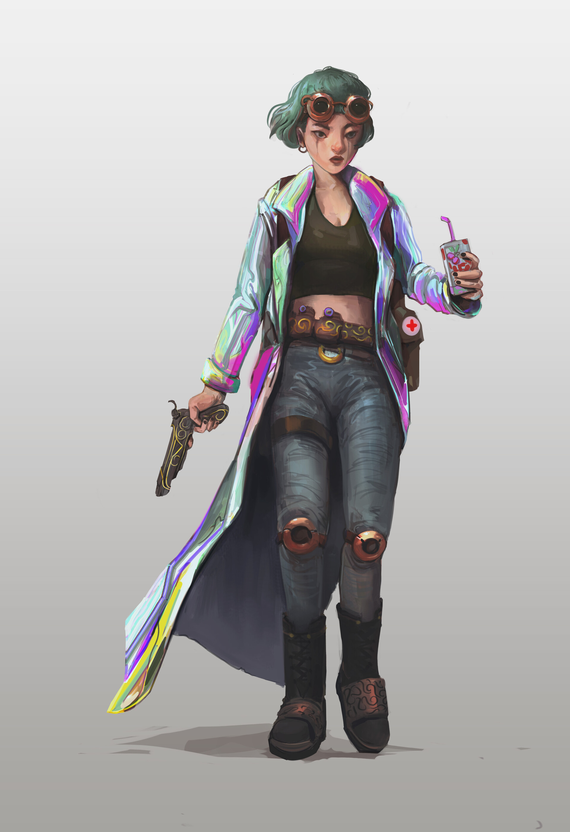 Character final version
