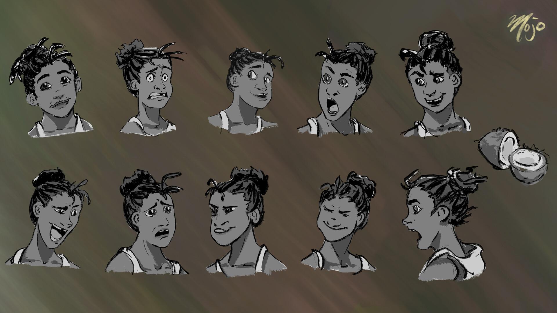 Mojo expressions
