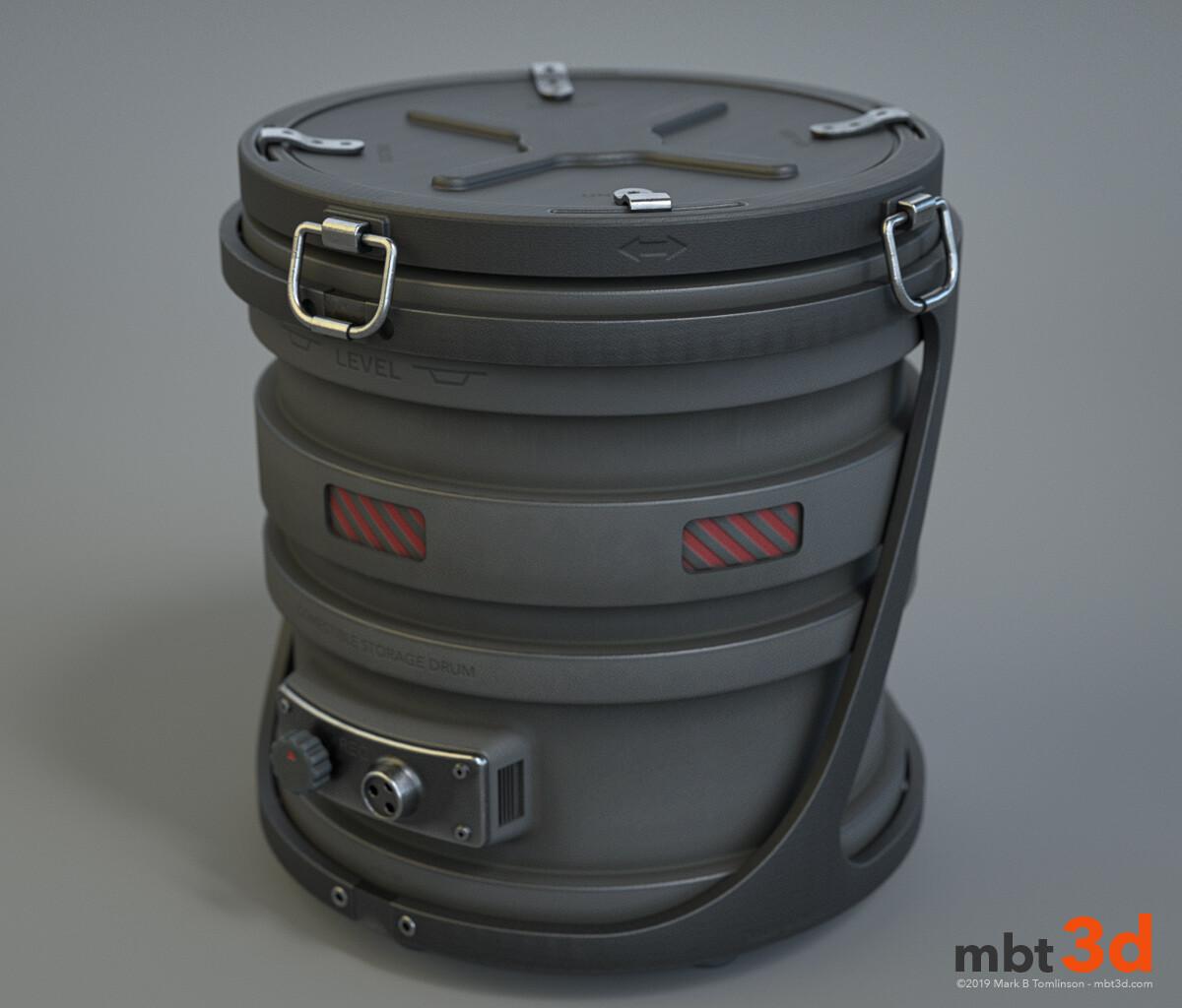 Mark b tomlinson drum 03