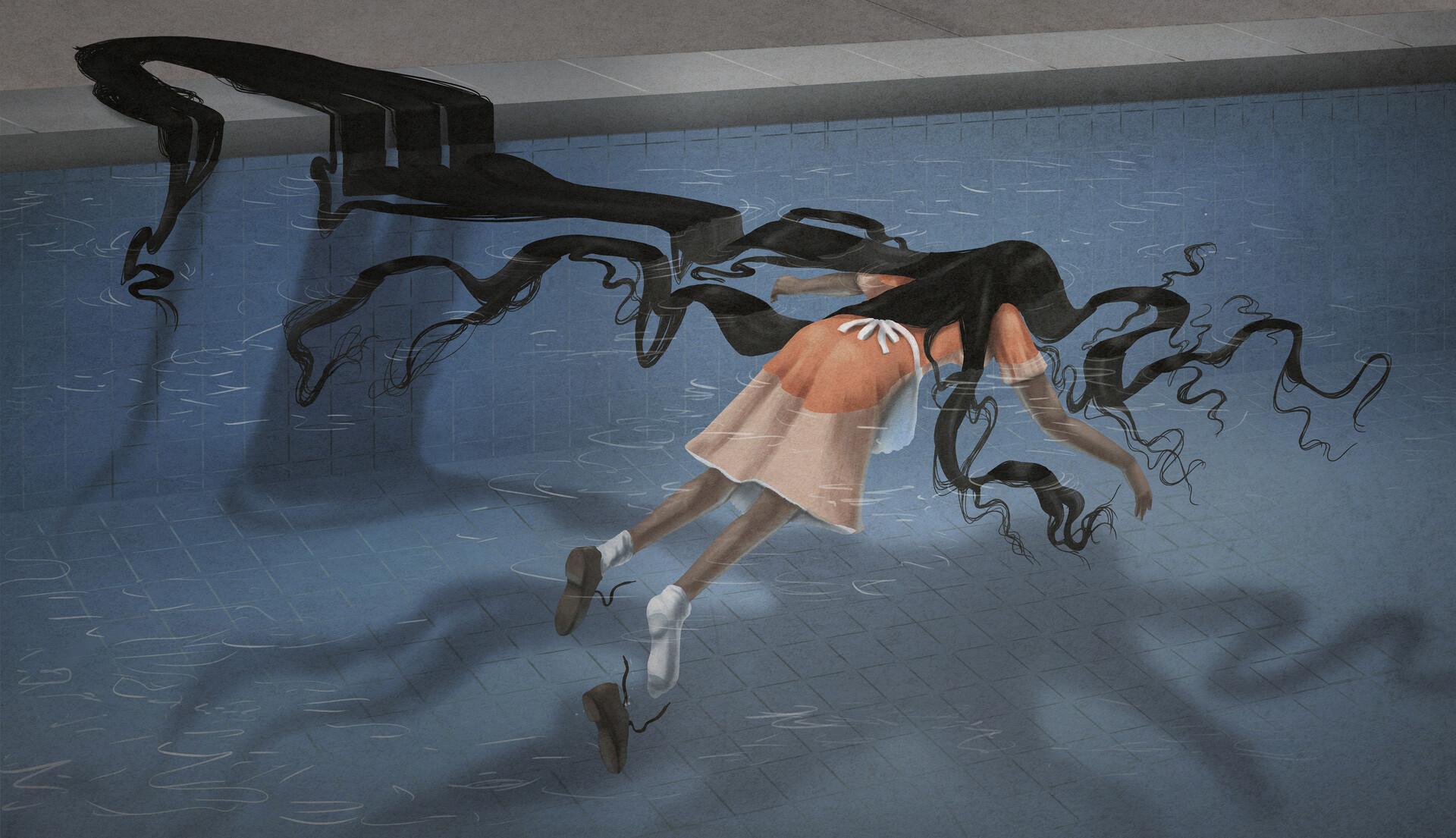 Huesos negros huesos los ahogados