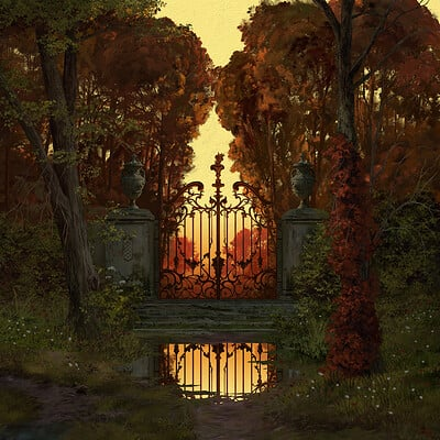 Giorgos tsolis the gate small