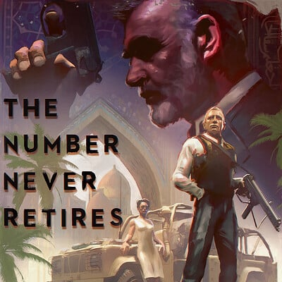 Aaron mcbride the number never retires copy