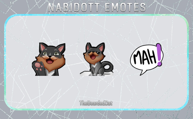 Emote Set for the channel