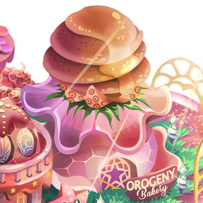 Dna arts bakery hl