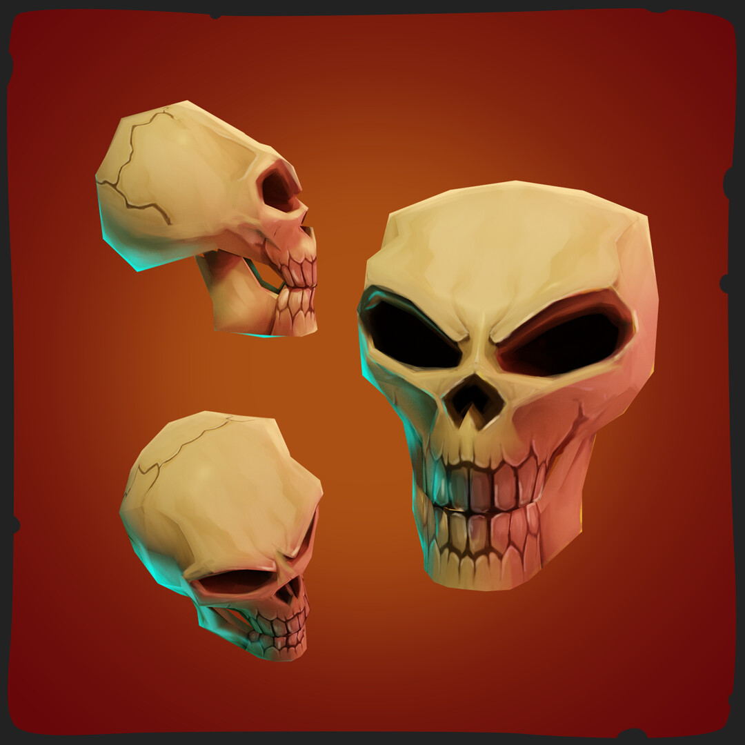 Tidal flask studios skeleton 02 frame