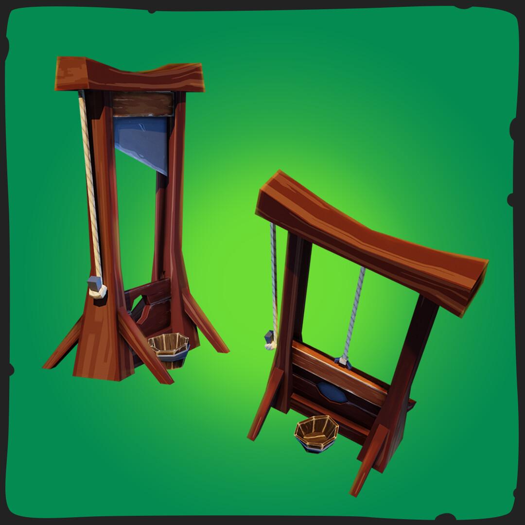 Tidal flask studios guillotine 02 frame