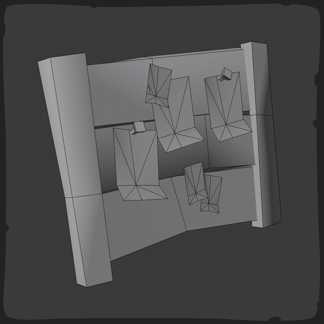 Tidal flask studios board 02 frame
