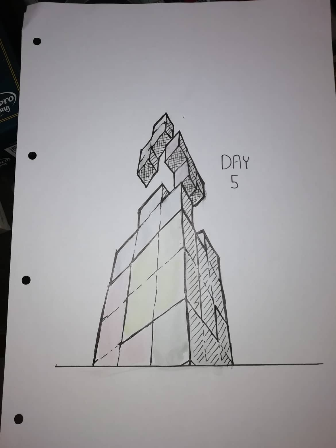 Day 5 - Build