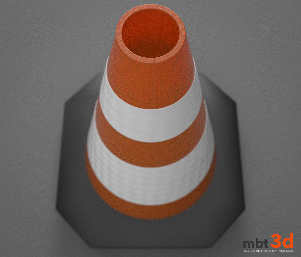 Mark b tomlinson cone 2019 02