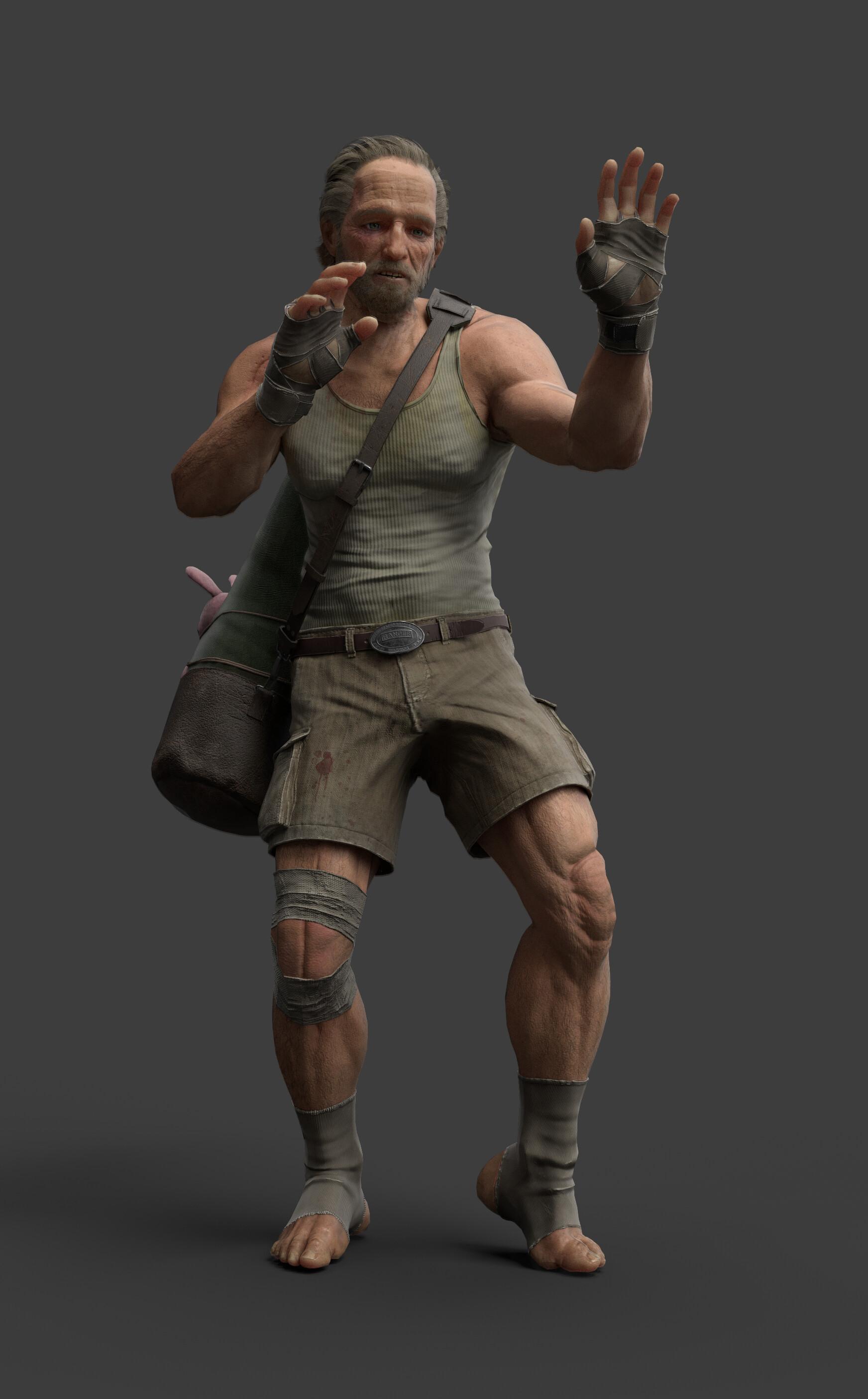 Dave viola fighter stance01