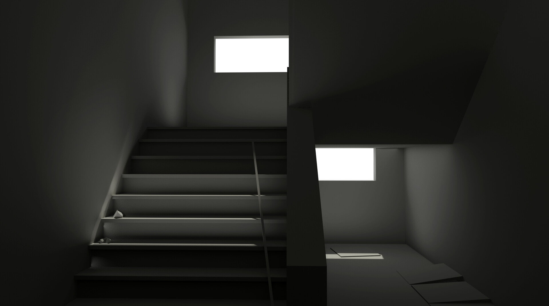 Quick Mental Ray render