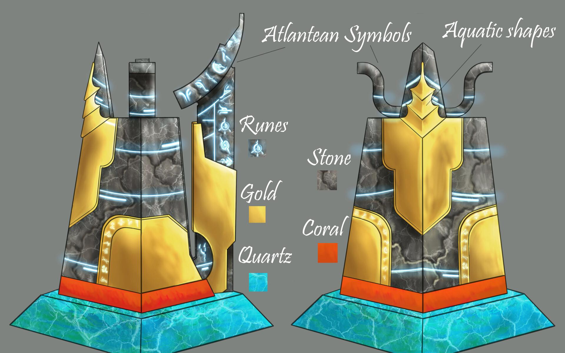 Marco kovacs defense tower concept