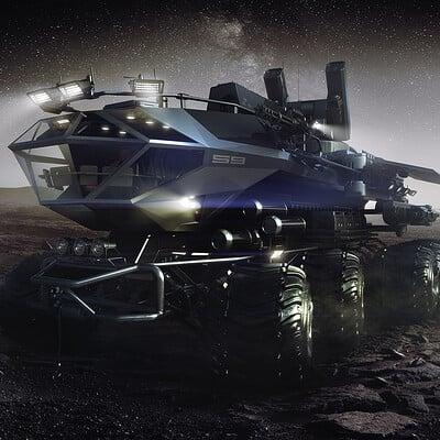 Encho enchev mars rover concept1s