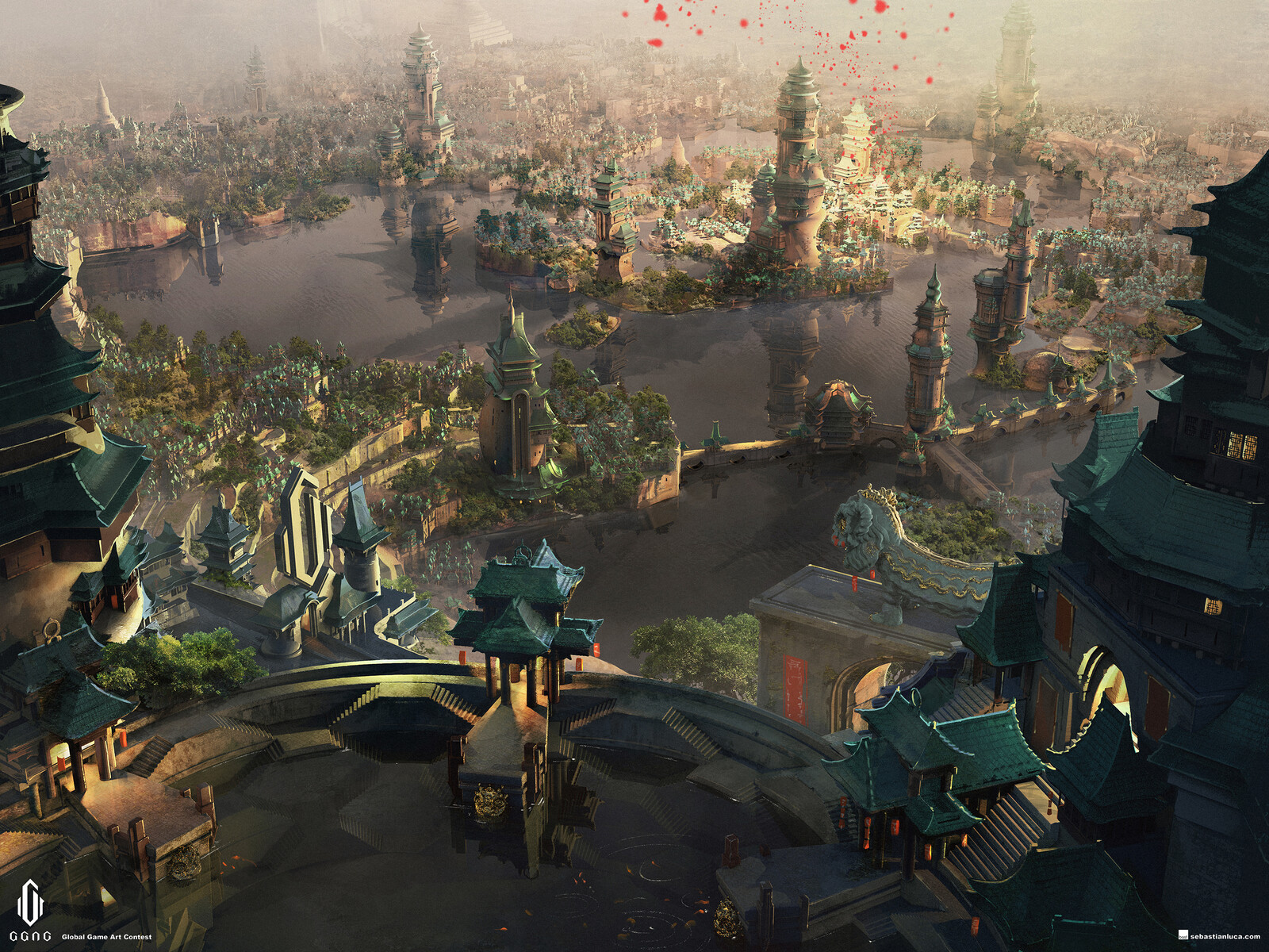 GGAC - Kingdom of Loulan