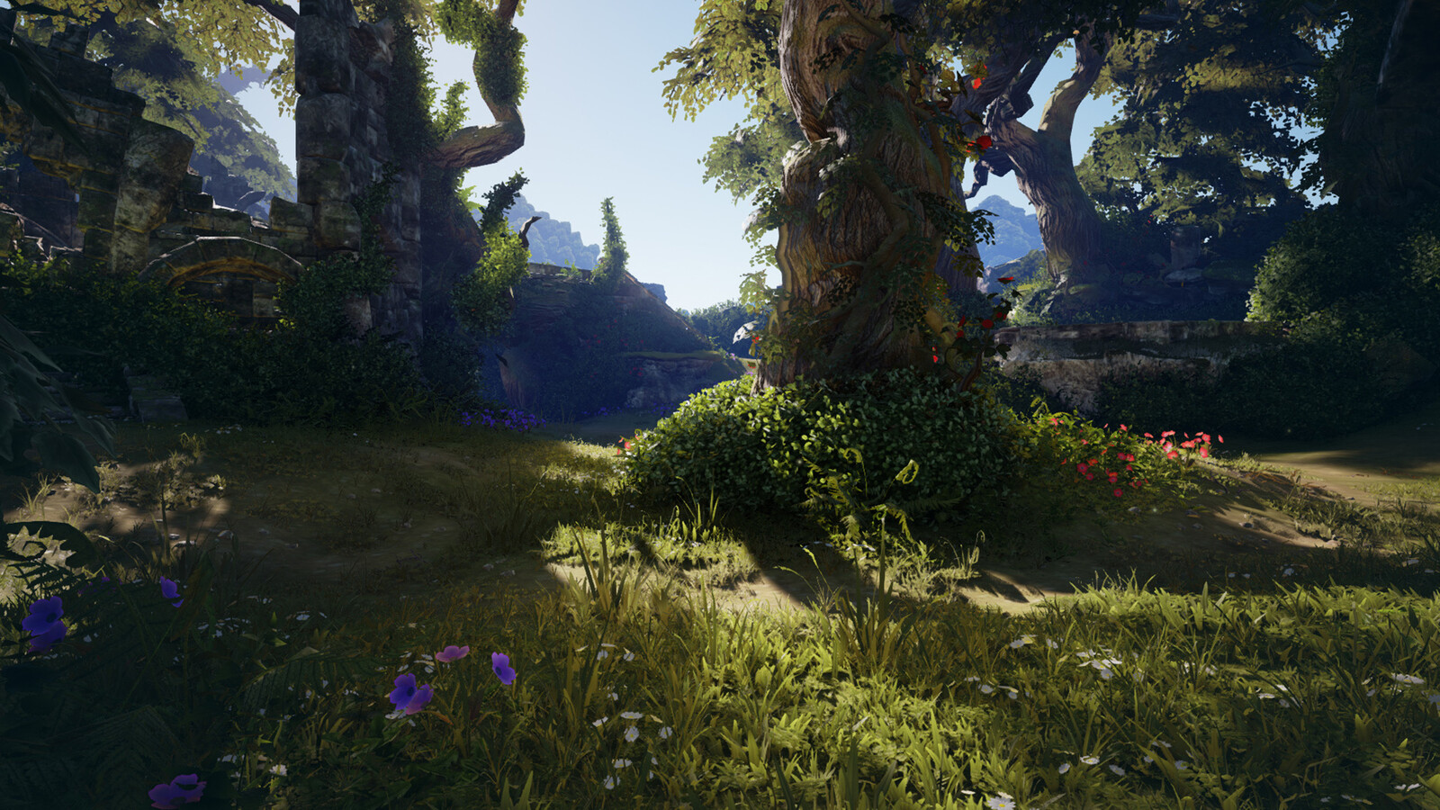 Fable Legends: Environments