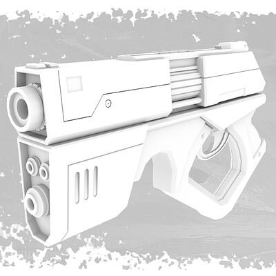 Vanguard Industries Pistol