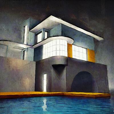 Luca oleastri lake villa firma