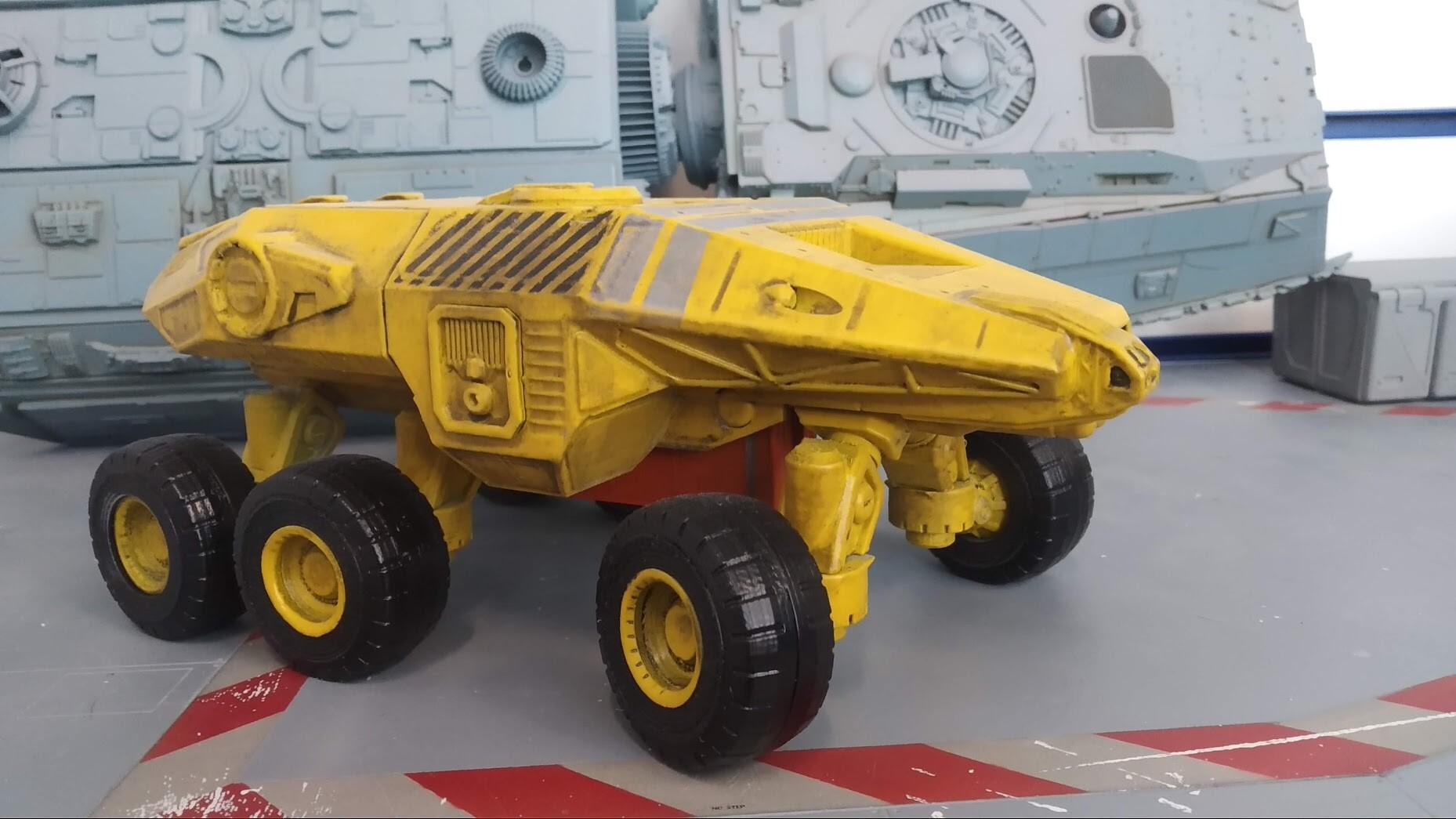 3d Print Model 1/144 scale