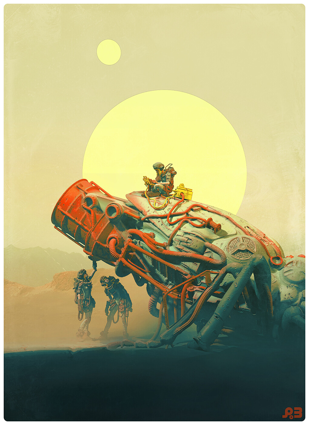 Pascal blanche engineers small