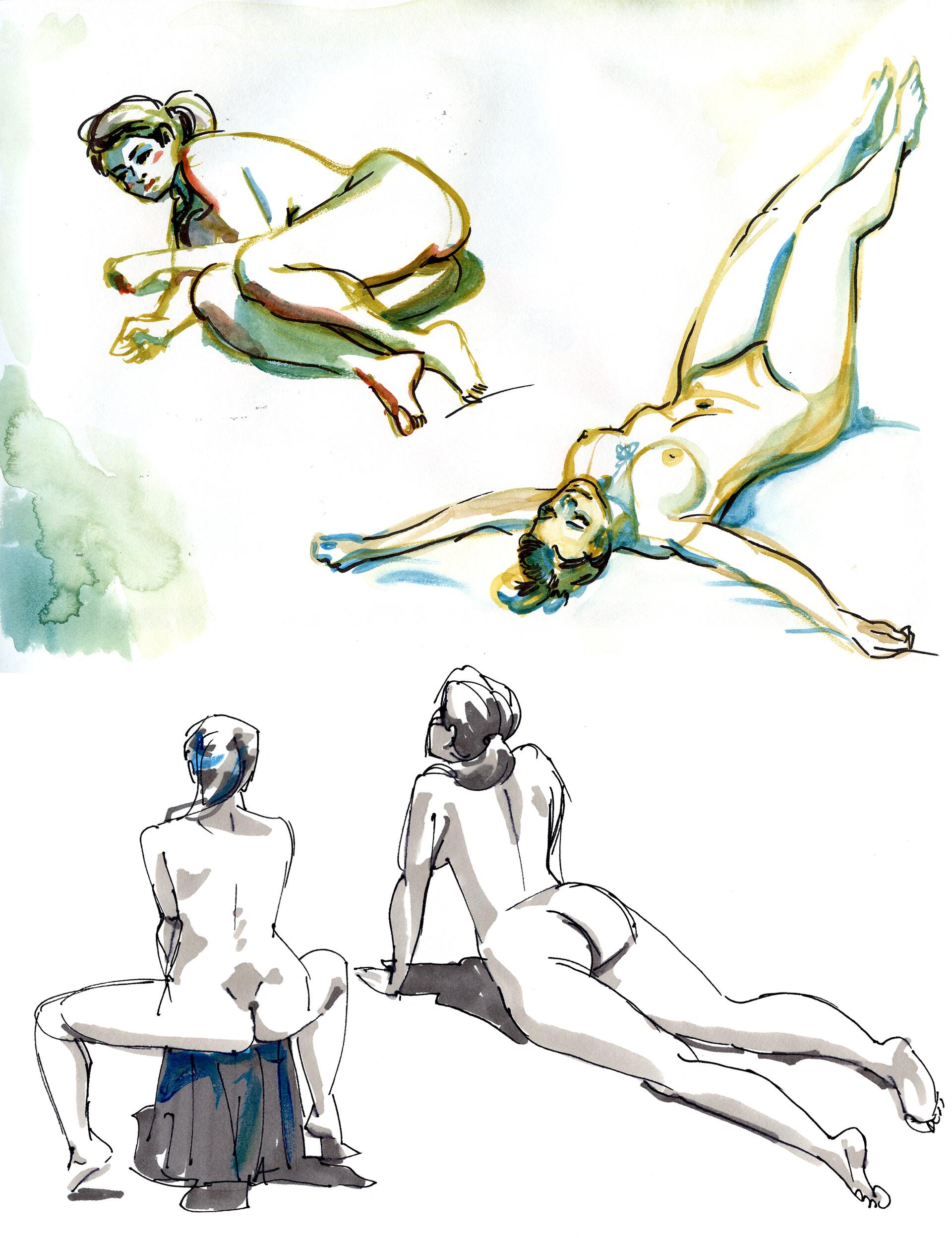 Elisa moriconi 3 06 giugno girl ink w studies 03