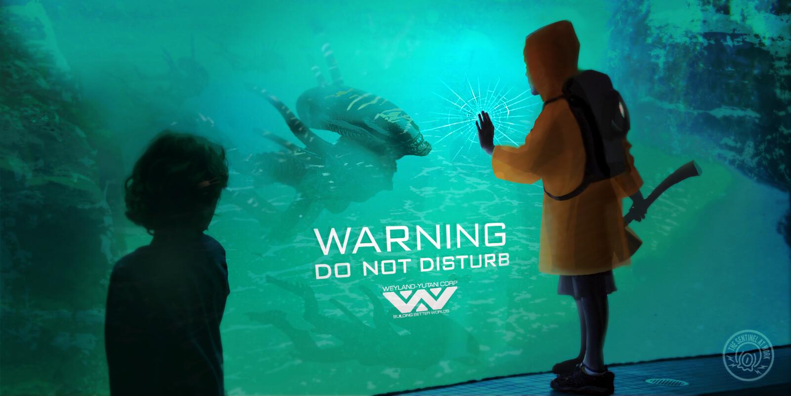 Weyland-Yutani Aquapark