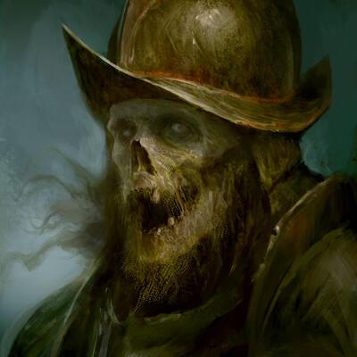 Antonio j manzanedo skeleton conqueror manzanedo
