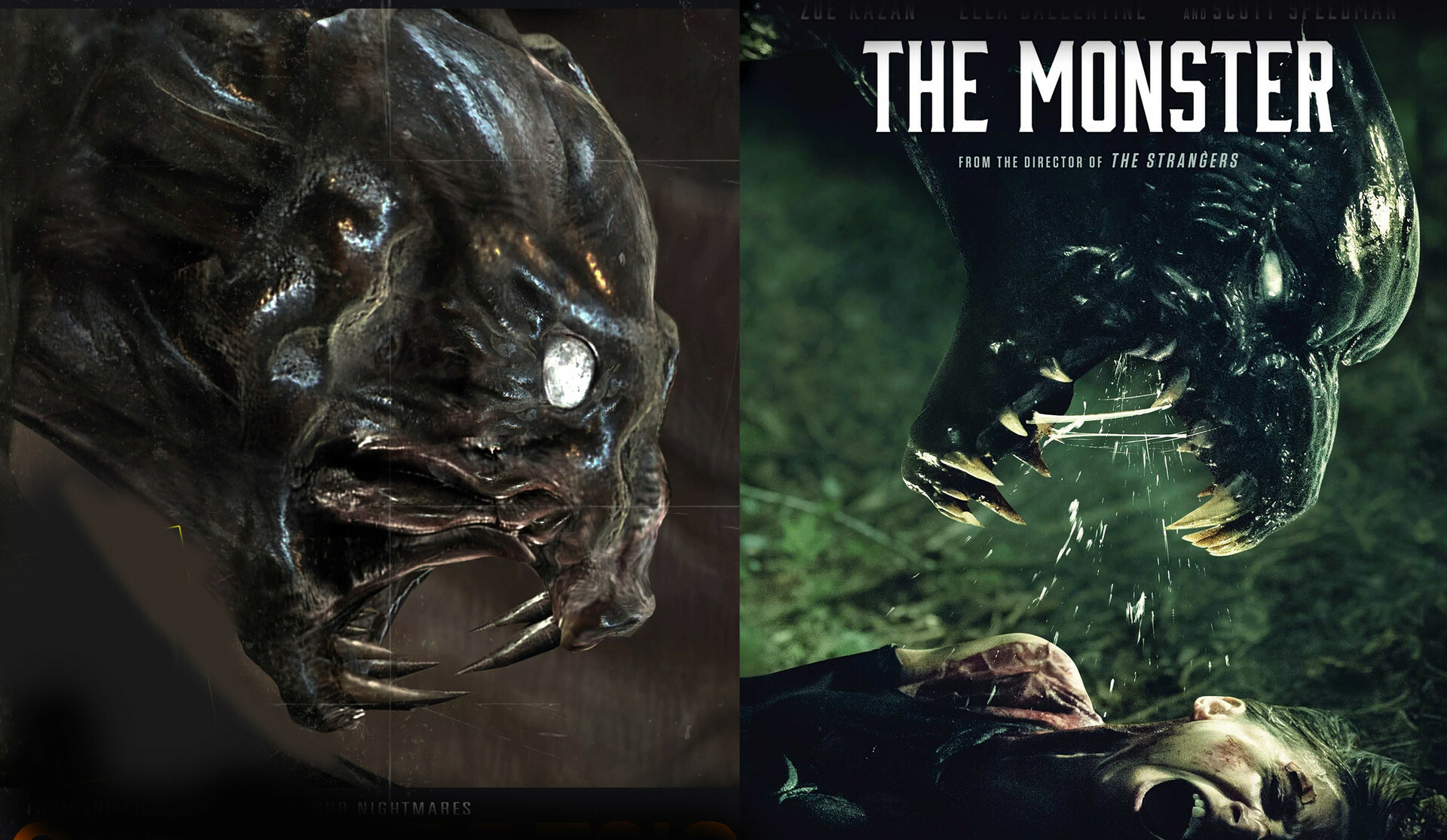The Monster from..