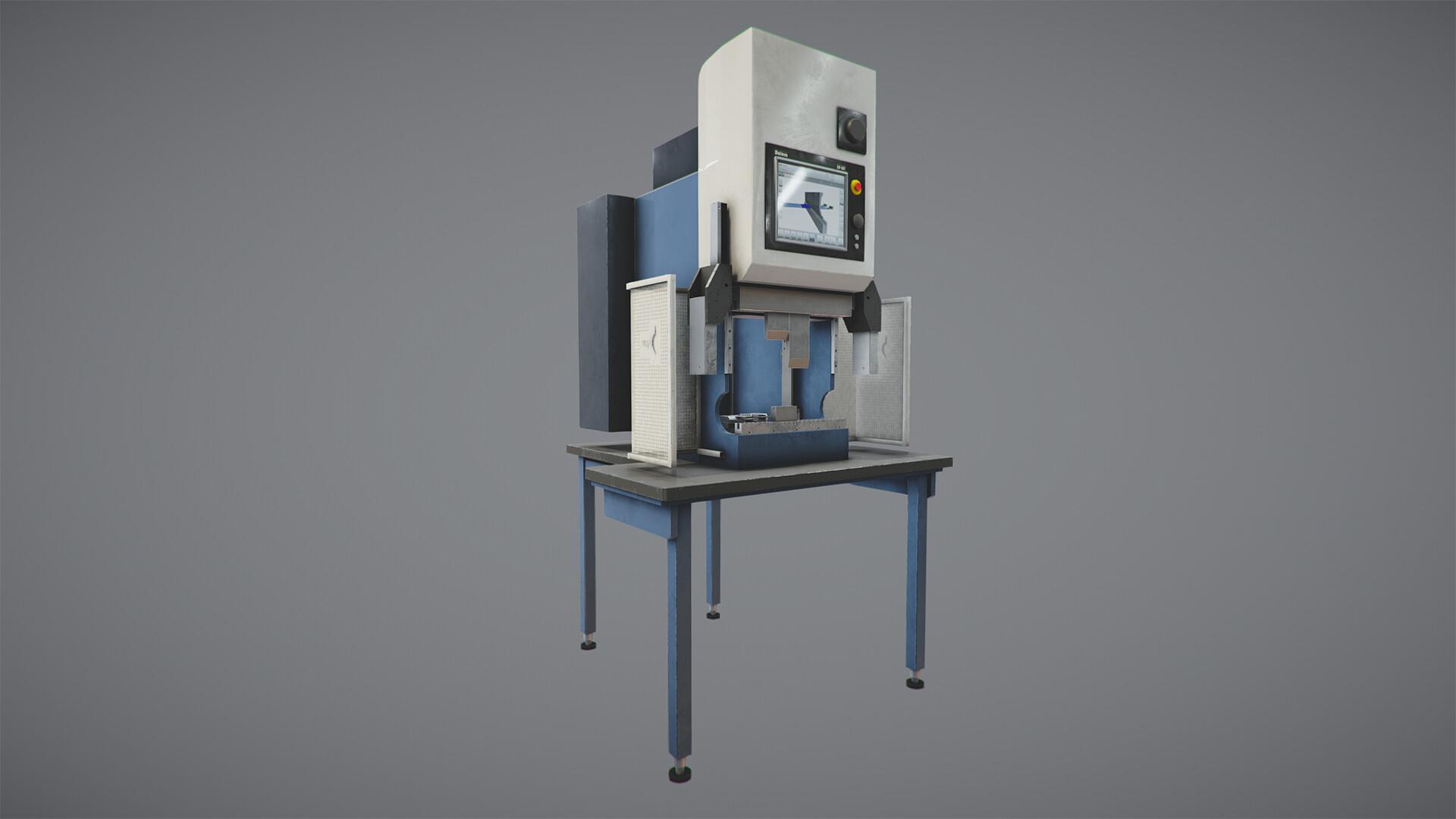 Rutger stegenga machinerypress 05