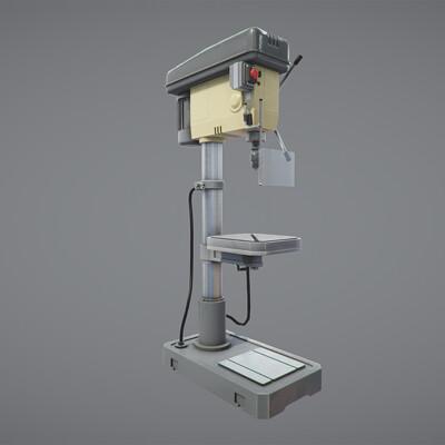 Rutger stegenga machinerydrill 05