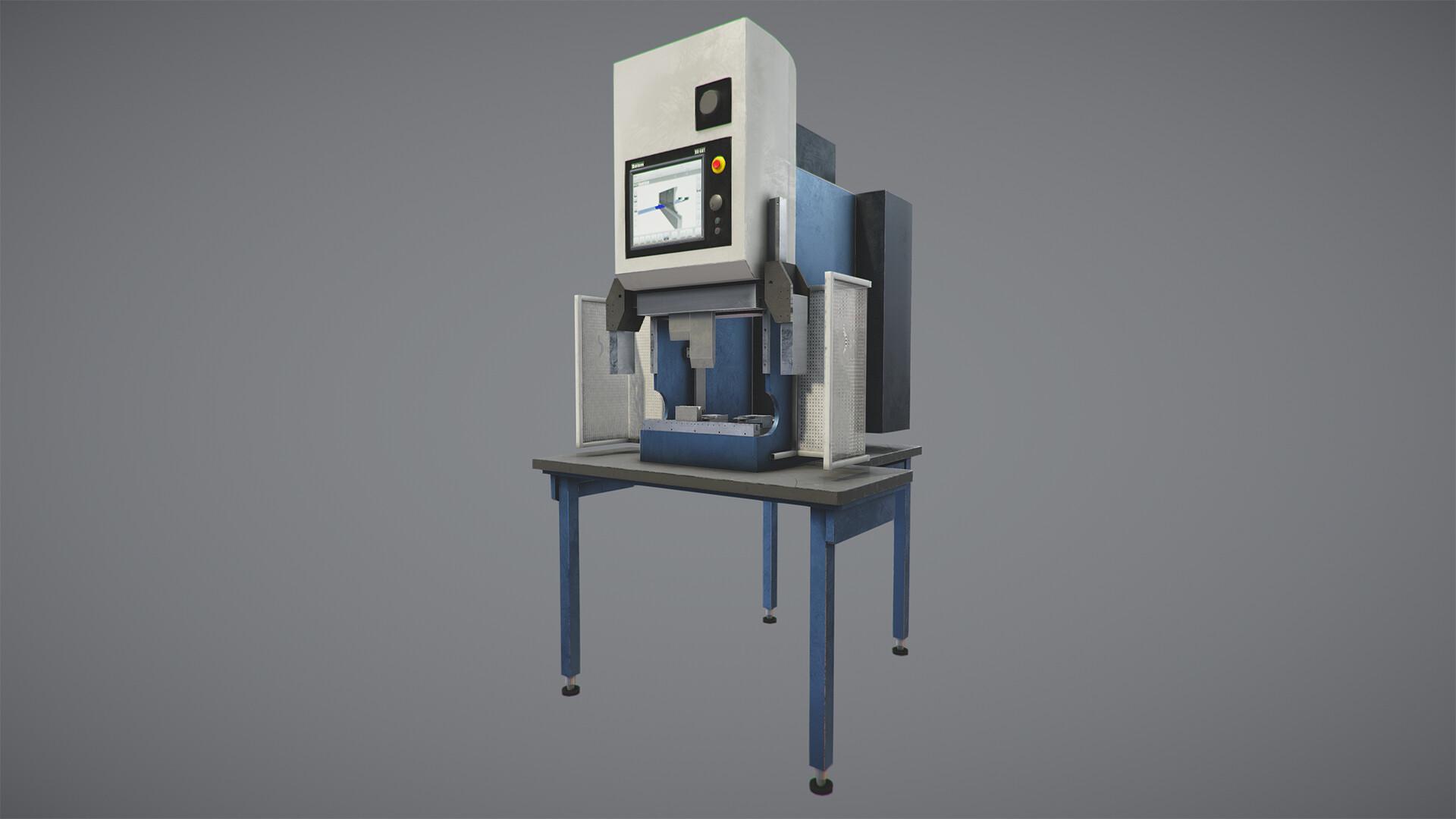 Rutger stegenga machinerypress 04