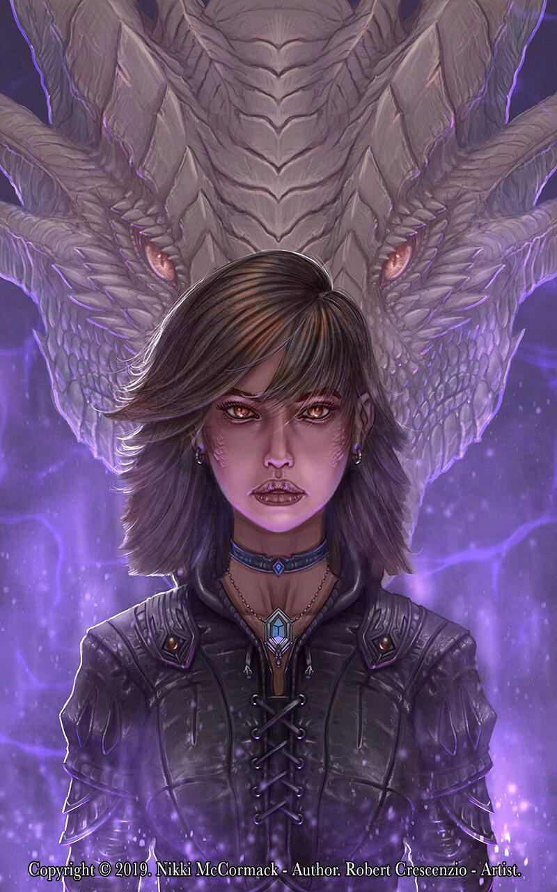 Dark Savior of the Dragons Book Cover