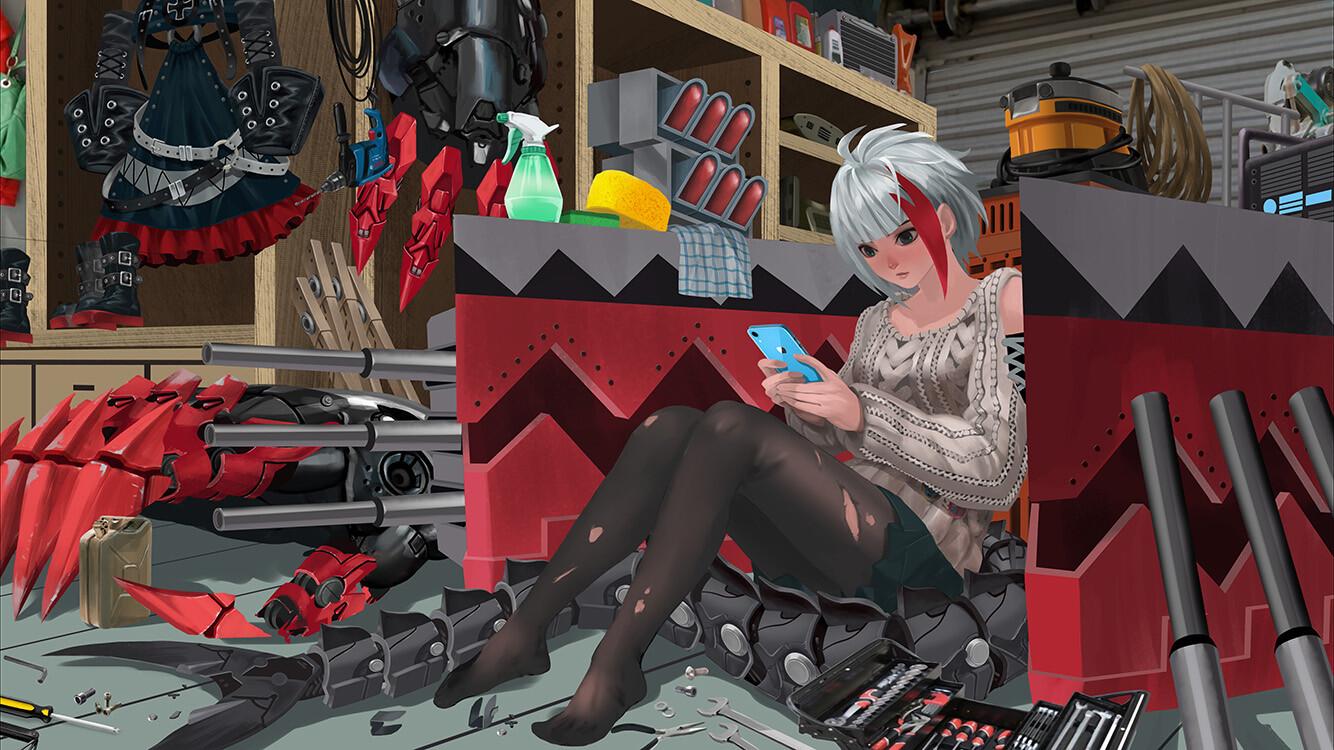 Santa fung 5
