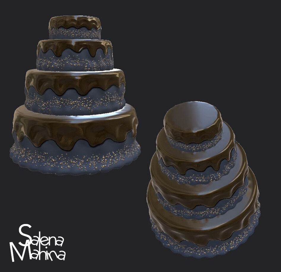 THE FOUNDRY - Cake Hero Asset