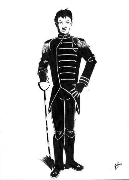 General Shuos Jedao, duelist.