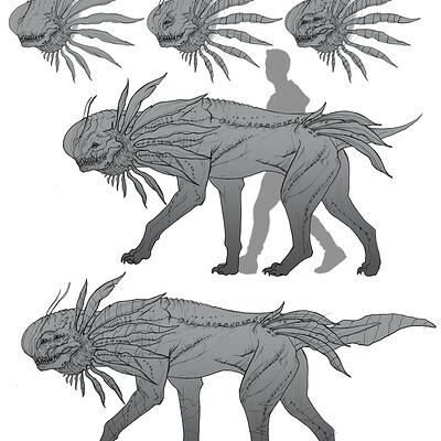 Rohan bansie w201 creaturedesign2