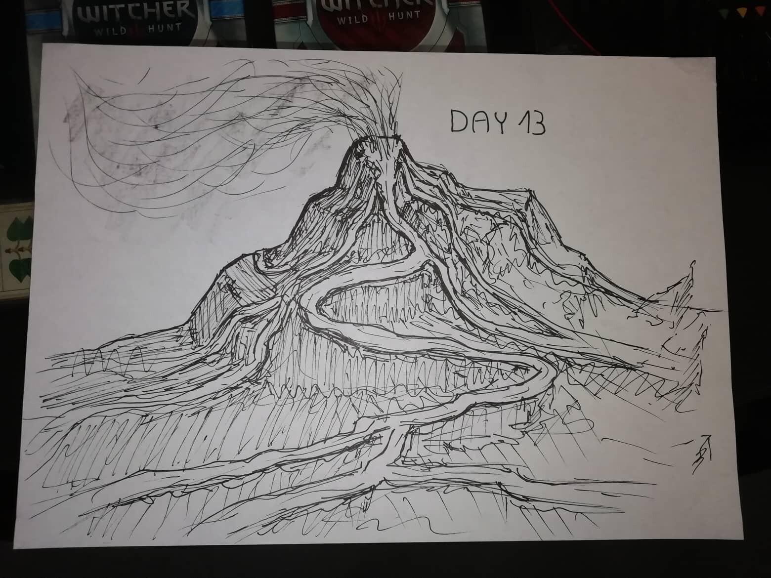 Day 13 - Ash