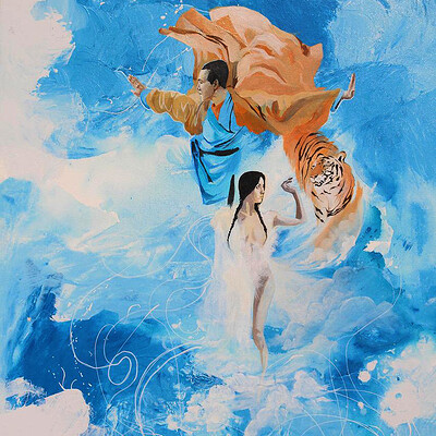 Afromation art balance