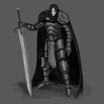Nikita perepelitsyn dark warrior wip