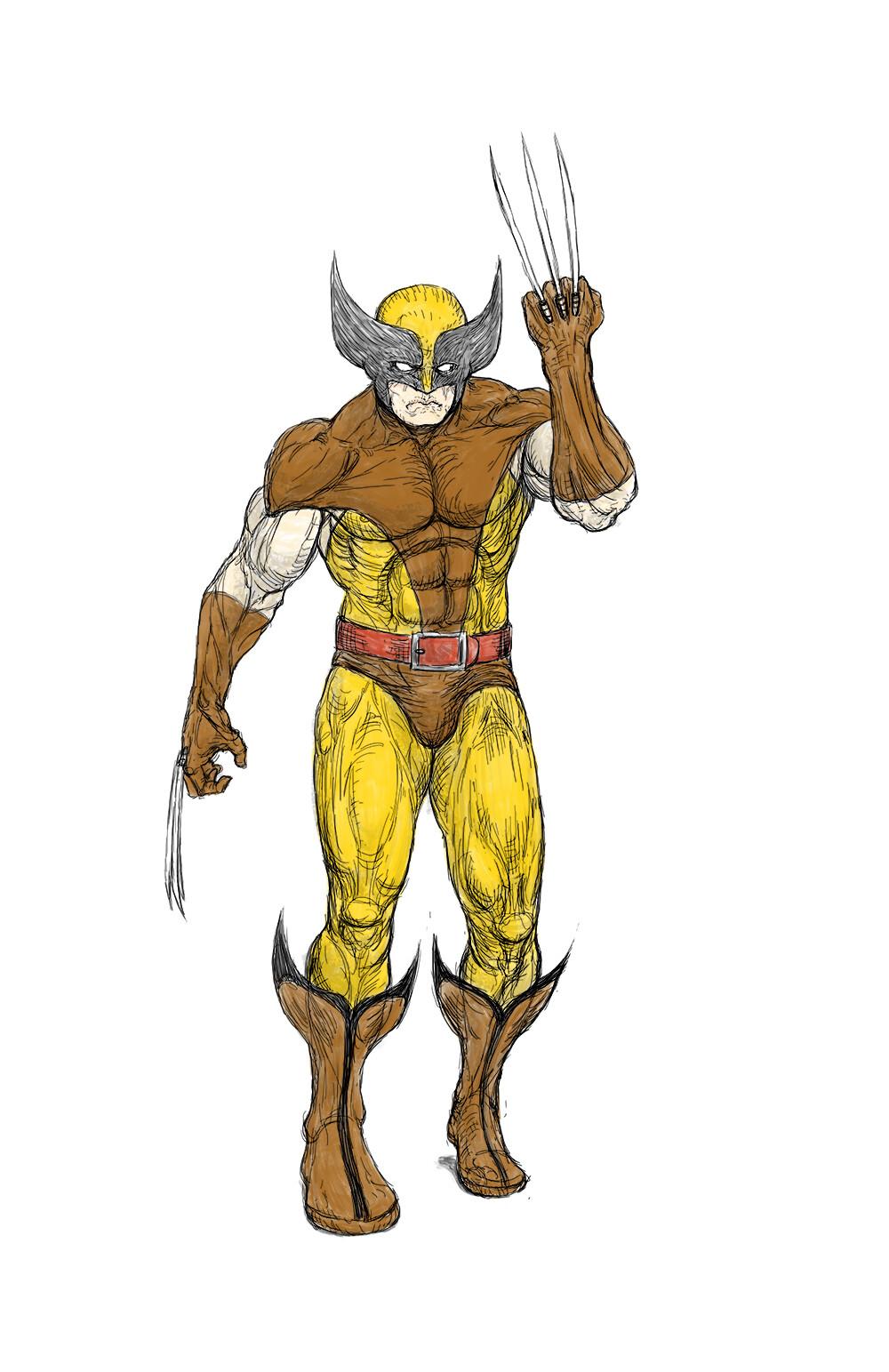 Wolverine (80s)