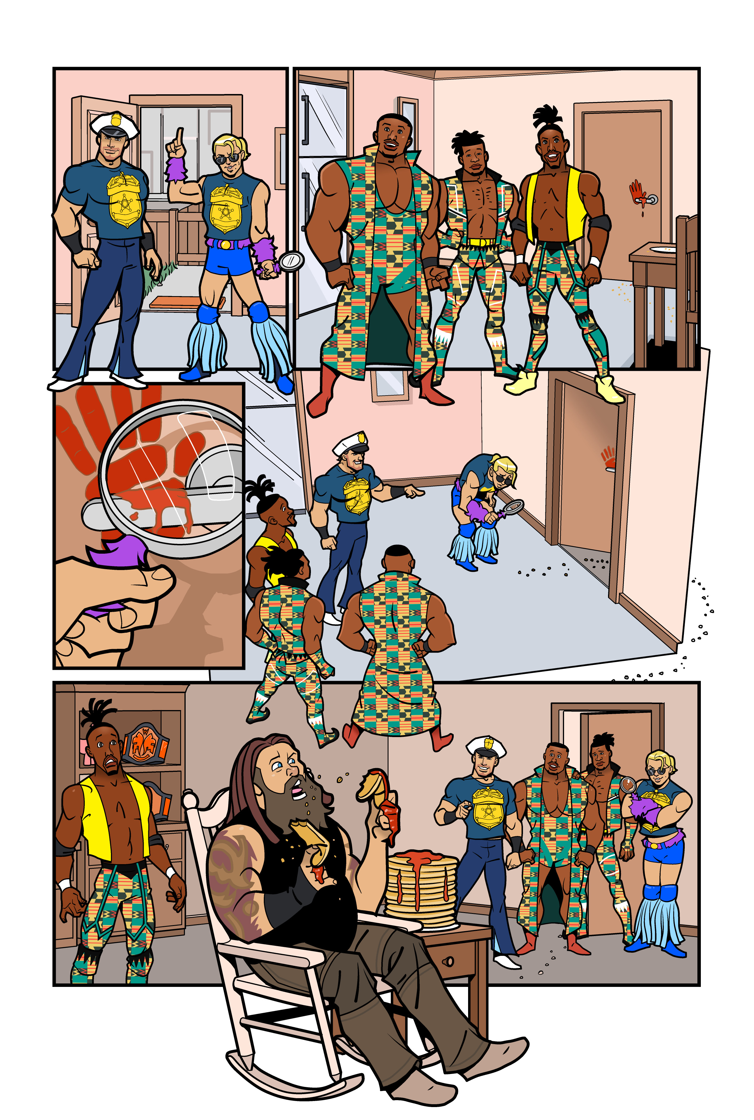 Fashion Police #001 : Page 2