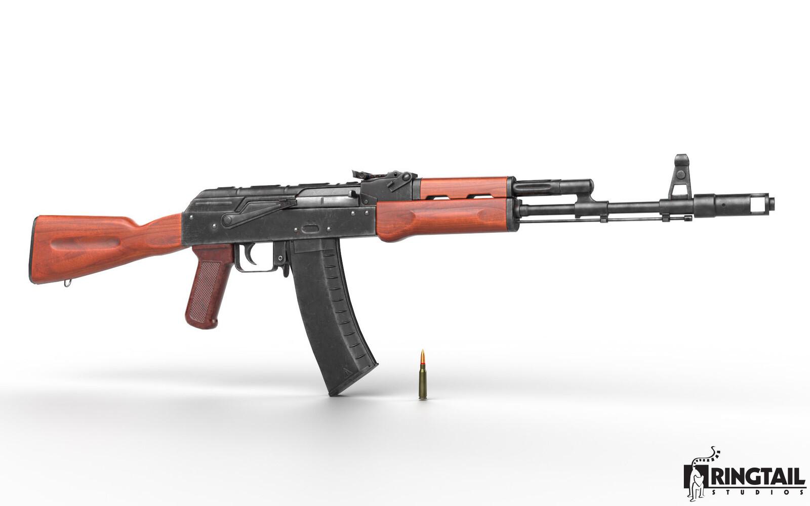 AK - 74
