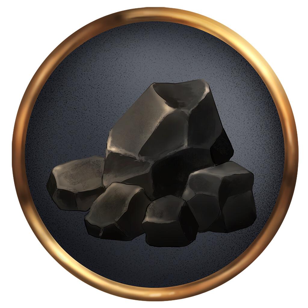 Emelie johansson menu icon coal
