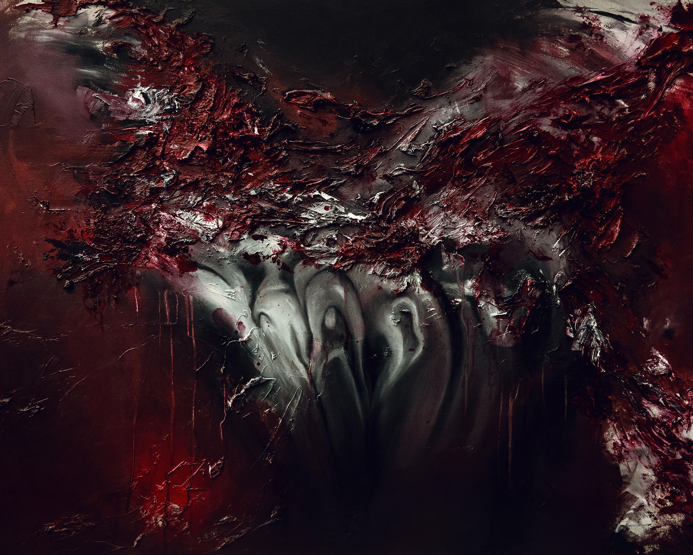 Celestial (Oils). 80 x 100 cm.
