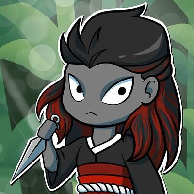 Sydney dennis qrow ninja
