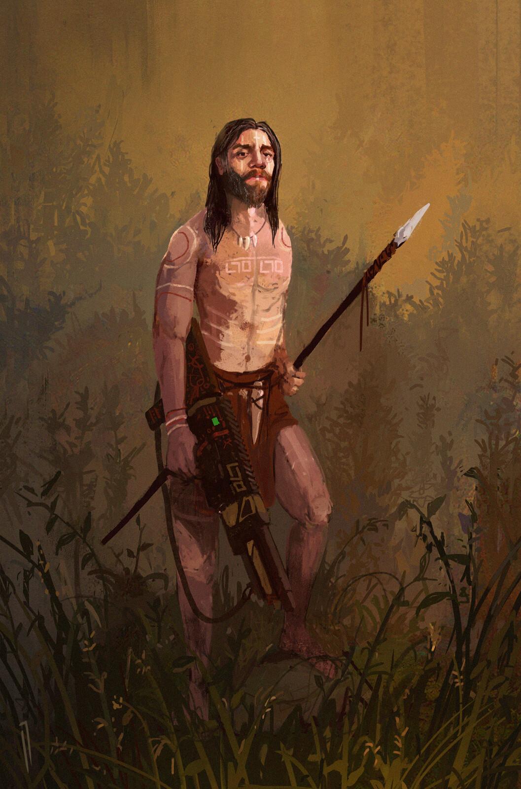 AK47 BC