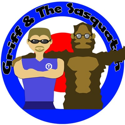 Christopher royse griff sasquatch logo 3 big