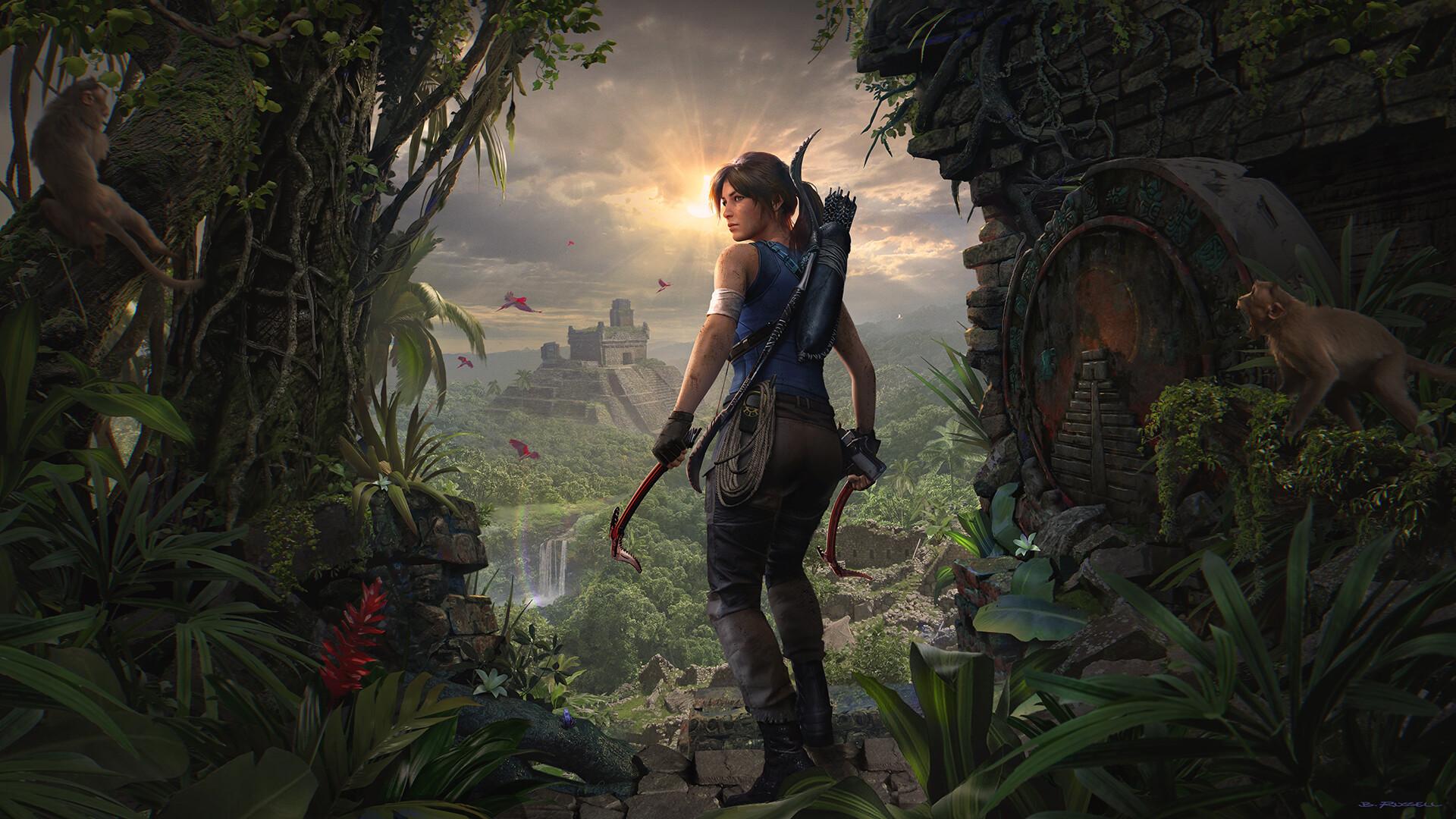купить Shadow of the Tomb Raider на gamingportals