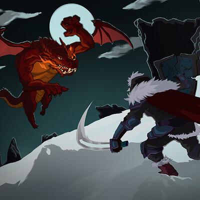 Manasseh rakotoasimbola dragon boss