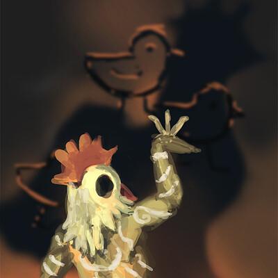 Attila gerenyi 05 chicken 02