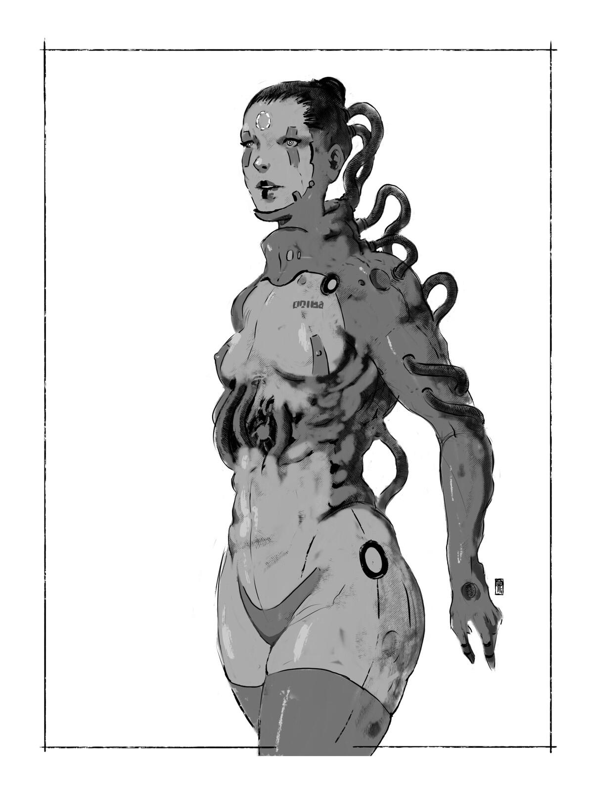 Mecha-girl//mark08